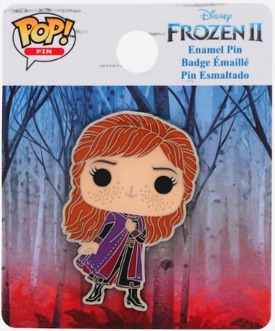 Anna Frozen 2 Funko Pop Pin