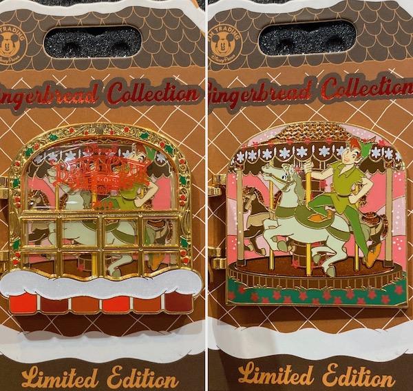 Beach Club Resort Gingerbread 2019 Disney Pin