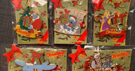 Christmas-Time-2019-Disneyland-Paris-Pins-Continued