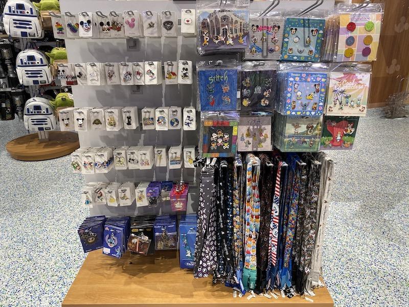 Disney Pin Display - Magic of Disney Store