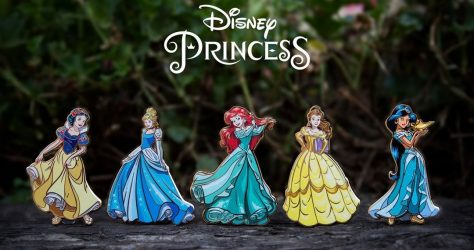 Disney Princess FiGPiN Pin Series