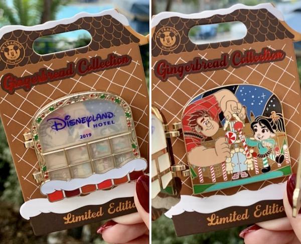 Disneyland Hotel Gingerbread 2019 Disney Pin