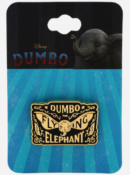 Dumbo the Flying Elephant BoxLunch Disney Pin