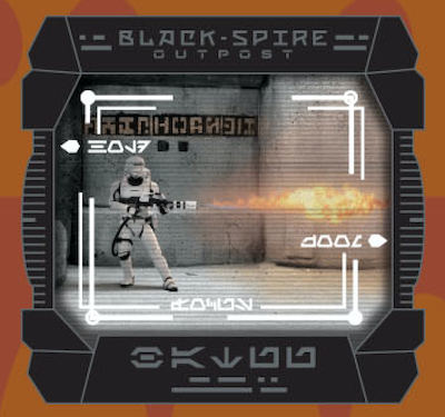 Flamethrower First Order Reconnissance Star Wars Galaxy's Edge Pin