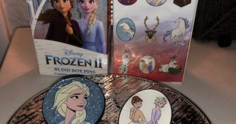 Frozen 2 Hot Topic Pins