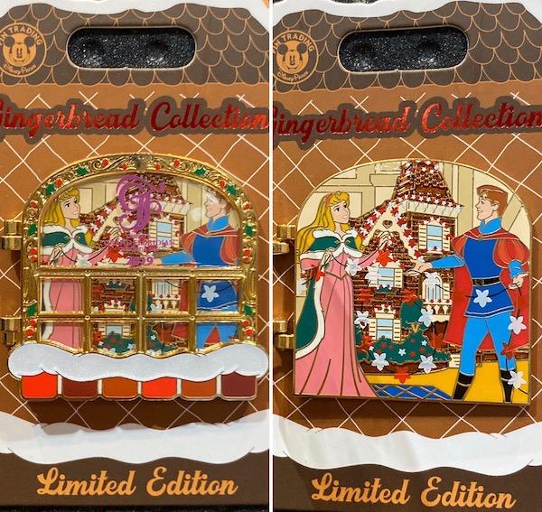 Grand Floridian Resort Gingerbread 2019 Disney Pin