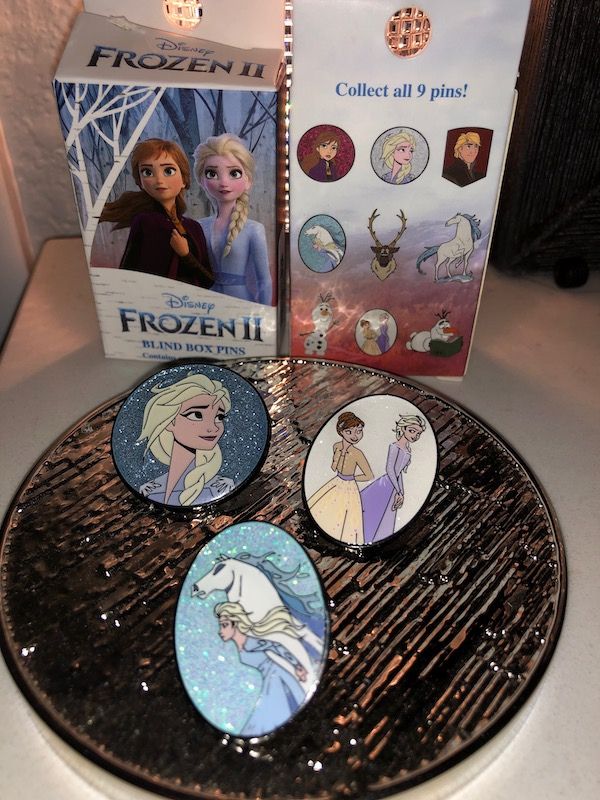 Hot Topic Disney Frozen 2 Pins