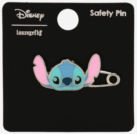 Lilo & Stitch Safety BoxLunch Disney Pin
