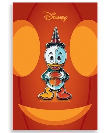 Louie Halloween Mondo Disney Pin
