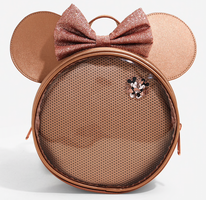 Loungefly Disney Minnie Mouse Pin Collector Mini Backpack