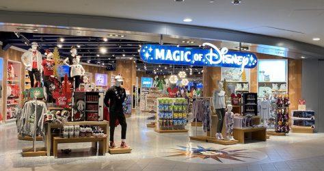 New Magic of Disney Store in Orlando Airport