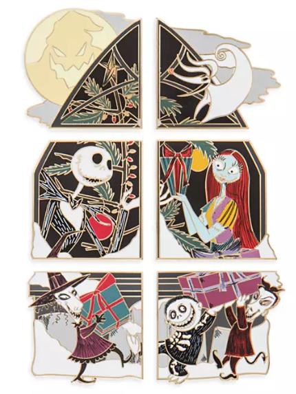 Nightmare Before Christmas Advent Calendar 2019 Disney Pins