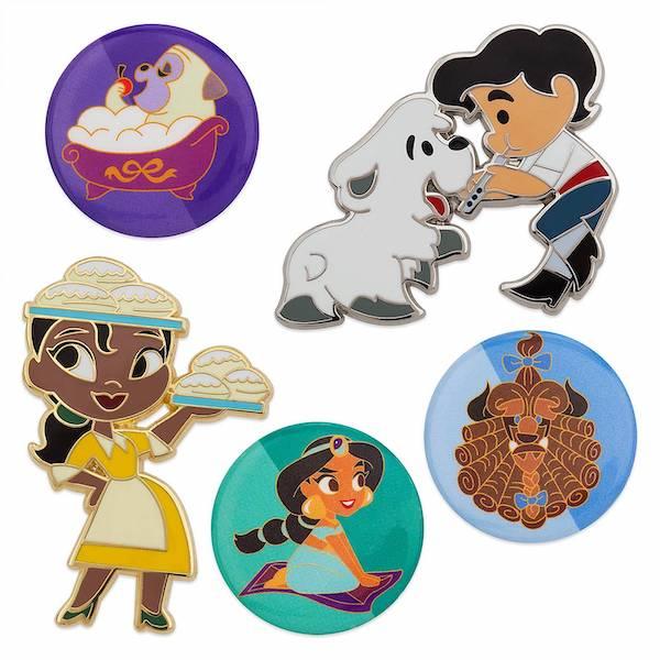 Princess Oh My Disney Pins