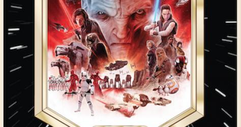 Star Wars Episode 8 DEC Pin
