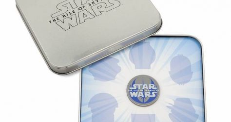 Star Wars The Rise of Skywalker Limited Edition Pin Collector Tin