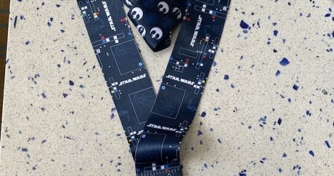 Star Wars Wide Disney Lanyard
