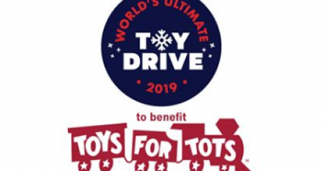 Toys for Tots 2019 Pins