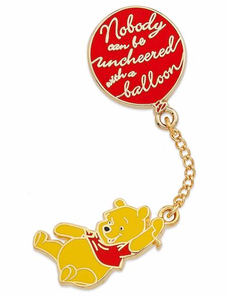 Winnie the Pooh Disney Holiday 2019 Gift Pin