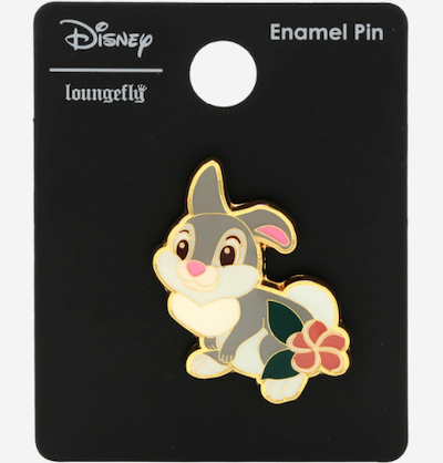 Bambi Thumper BoxLunch Disney Pin
