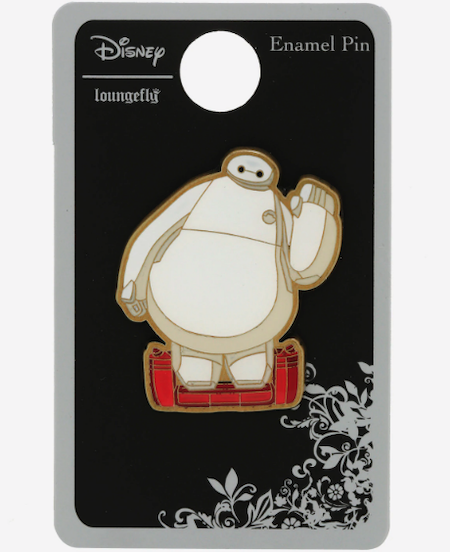 Baymax Couch Hot Topic Disney Pin