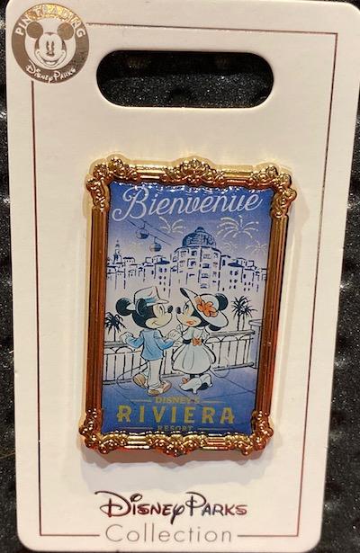 Bienvenue Disney's Riviera Resort Pin