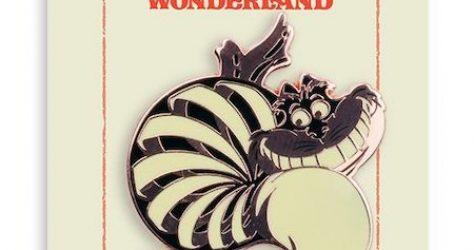 Cheshire Cat Mondo Disney Pin