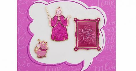 Cinderella Disney Wisdom Pin Set