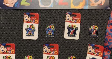 Disney Parks 2020 Pins