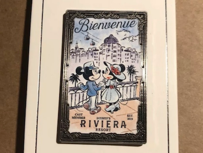 Disney's Riviera Resort CM Pin