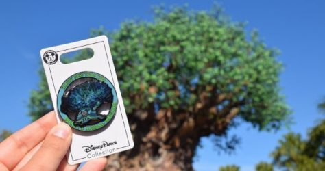 Happy New Year 2020 Pin Trading Event at Disney's Animal Kingdom