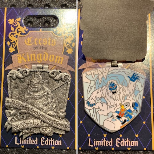 Matterhorn Crests of the Kingdom Pin