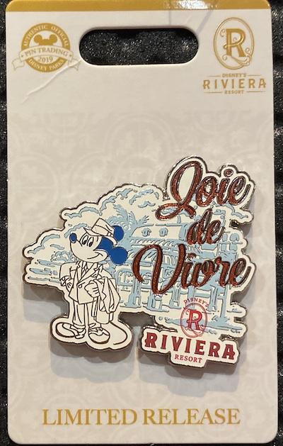 Riviera Resort 2019 DVC Pin