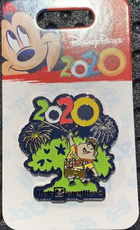 Russell 2020 Walt Disney World Pin