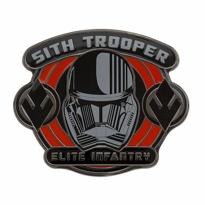 Sith Trooper Star Wars The Rise of Skywalker Pin