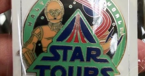 Star Tours 30 Years WDW CM Pin