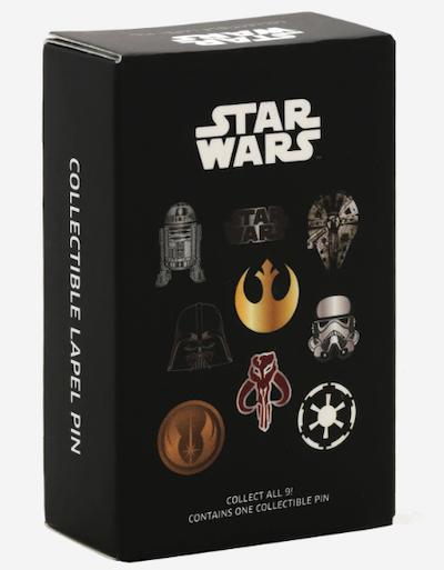 Star Wars Pins Blind Box