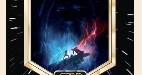 Star Wars The Saga Episode 9 DEC Pin