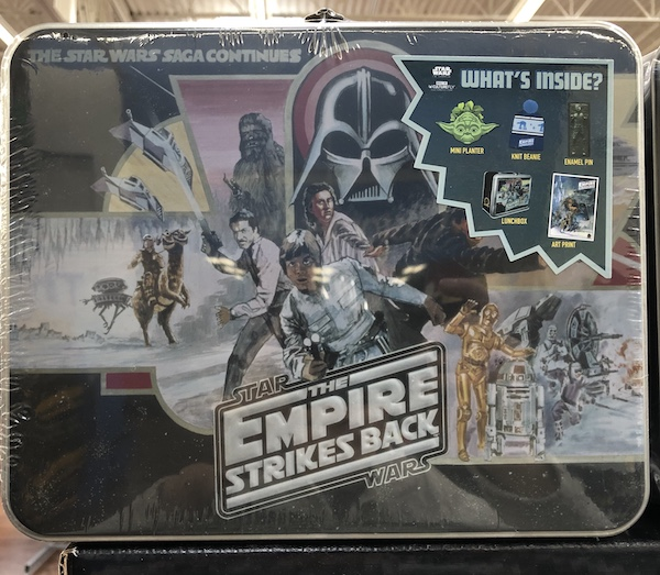 The Empire Strikes Back Star Wars Lunchbox