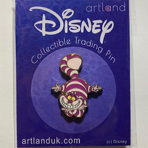 Cheshire Cat LE 200 ArtLand Disney Pin