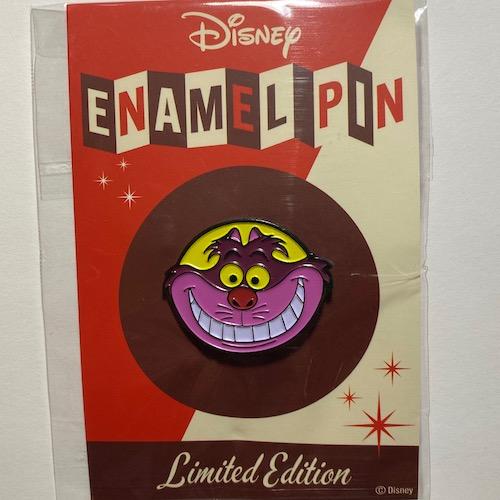 Cheshire Cat LE 500 ArtLand Disney Pin