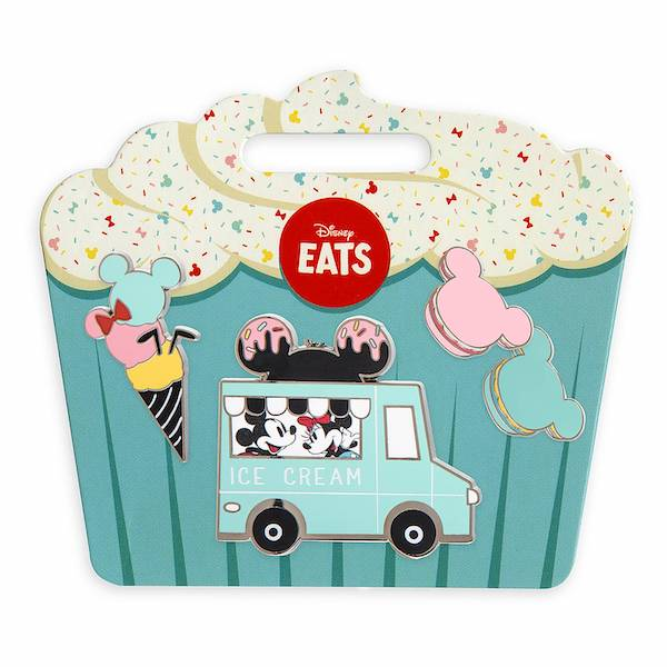 Disney Eats Pin Set