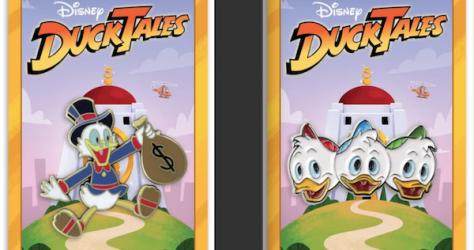 DuckTales Mondo Disney Pins