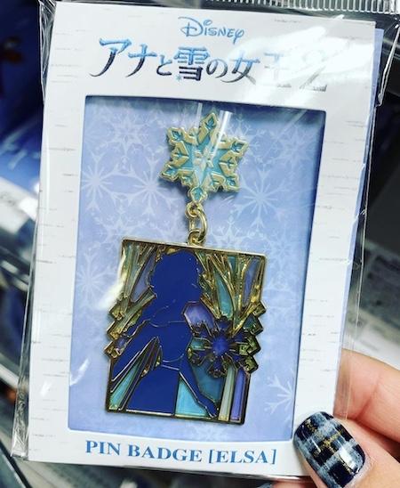 Frozen 2 Elsa Japan Pin