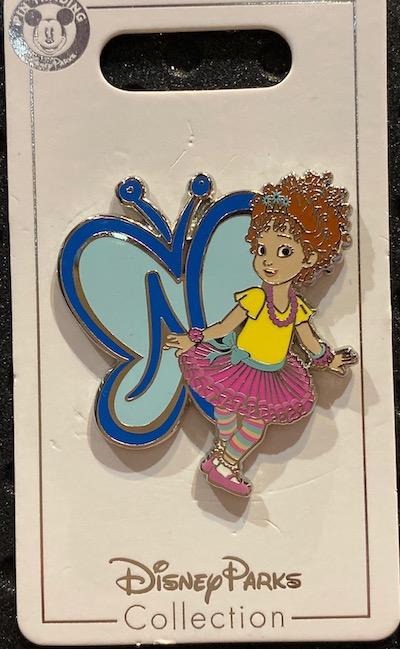 Fancy Nancy Disney Pin