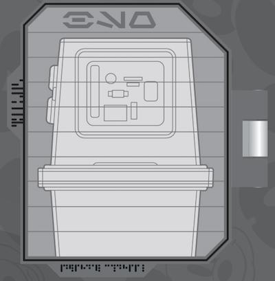 GNK Droid Schematic Star Wars Galaxy's Edge Pin
