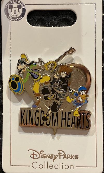 Kingdom Hearts 2020 Disney Pin