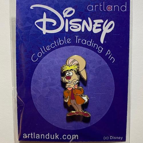 March Hare LE 200 ArtLand Disney Pin