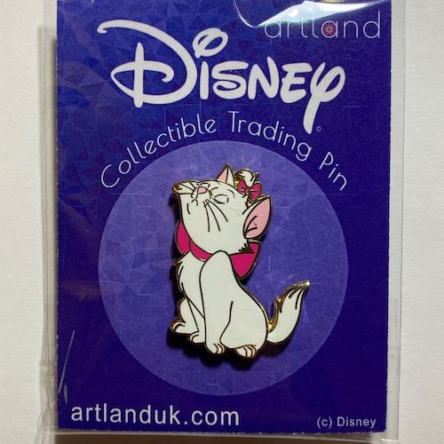 Marie LE 200 ArtLand Disney Pin