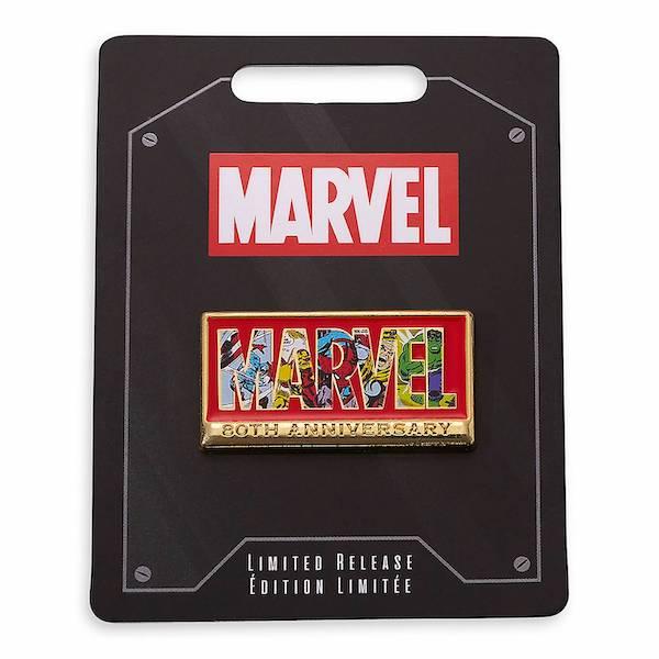 Marvel 80th Anniversary shopDisney Pin