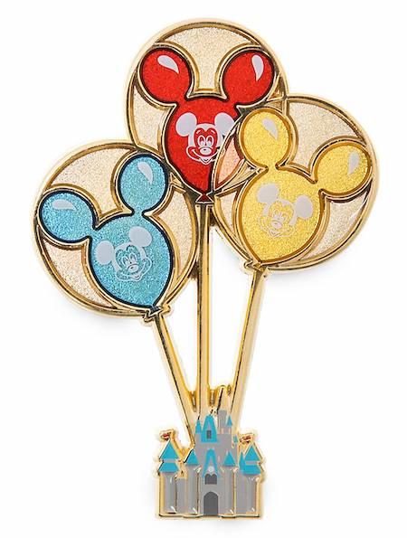 Mickey Mouse Balloons shopDisney Pin Closer Look